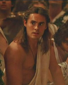 Jared Leto as Hephaestion in Alexander (2004)