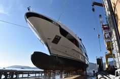 Sanlorenzo launched today first 52meter: Seven Sins