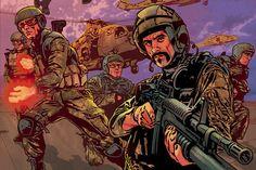 Crítica   War Heroes #1 a 3 – Plano Crítico