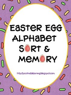 Here's a fun freebie to celebrate Easter with your students!