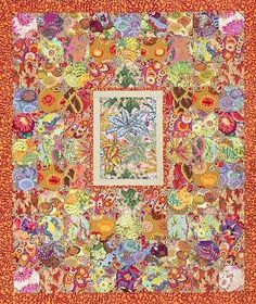 Garden Chintz Quilt Fabric Pack