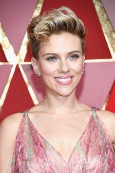 Oscar 2017 - Scarlett Johansson