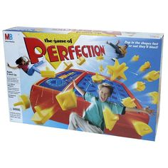 Perfection. I played this once, it exploded in my face and scared me to death. I never touched it again.
