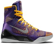 Buy and sell authentic Nike Kobe 9 Elite Team Showtime shoes and thousands of other Nike sneakers with price data and release dates. Kobe Bryant Shoes, Kobe Shoes, Kobe Elite, Baskets, Kobe 9, Winter Shoes For Women, Dream Shoes, Hats For Men, Shoe Collection