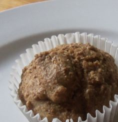 Apple Bran Muffin:  So good for you and so tasty! Soy free