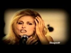Dalida - Je suis malade (special version) - YouTube