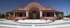 Jain Center of Greater Phoenix, USA was founded about 25 years ago and represents around 150 families in the Greater Phoenix Area. Jain Temple, Religious Architecture, Place Of Worship, Around The Worlds, United States, Mansions, House Styles, Phoenix Usa, Places