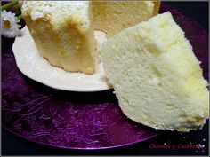 Chismes y Cacharros: Angel Food Cake