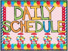 candy themed classroom | Sweet Seconds: Teacher Tuesday ~ Classroom Themes