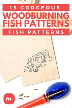 Wood Burning Crafts, Wood Burning Patterns, Cute Cartoon Fish, Whale Drawing, Image Of Fish, Fish Silhouette, Whale Pattern, Cross Hatching, Underwater Creatures