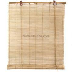 Store bambou 90 x 180 portes coulissantes verri re - Store enrouleur bambou ...