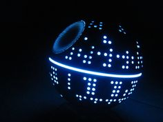 Death Star Speaker Review - #starwars #gifts #speaker