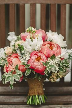 Best 40+ The Attractive Peony Wedding Bouquets https://oosile.com/40-the-attractive-peony-wedding-bouquets-7581