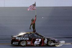 Keselowski wins at must-win Talladega!