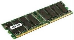 Micron Consumer Products Group 1gb, 184-pin Dimm, Ddr Pc3200, Non-ecc,