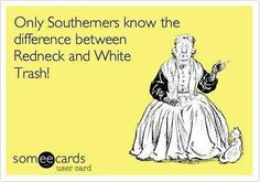 The South !