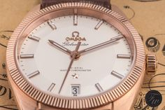 Robert-Jan reviews the Omega Globemaster Sedna gold hands-on. A Terrible Review But It Doesn't Get More Personal.