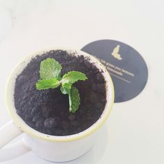 Mainstream desserts // this is Plant shake //
