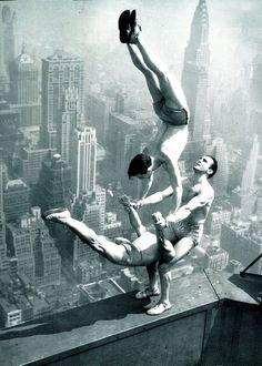 acrobats ESB
