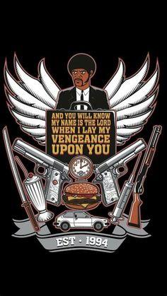 Pulp Fiction Vincent /& Jules clothinx Babybody