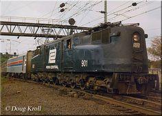 The Penn Central Railroad