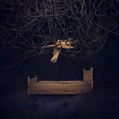 Caught in a Dream by Brooke Shaden photography >>>>>> SO AMAZING!!!!!!!!!!!!!!!!!!!!!!!!