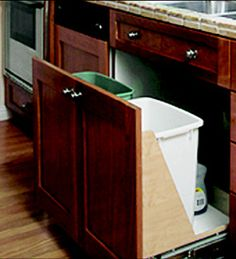 Clever Storage for Kitchen and Bath - Kitchen, Cabinets, Design, Remodeling, Bath - Remodeling Magazine Page 9 of 10