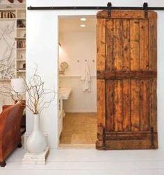 Barn Style Doors   Indeed Decor