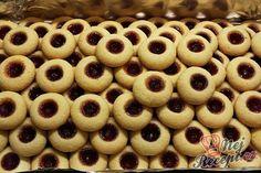 Jemné koláčky s marmeládou | NejRecept.cz