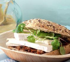 Broodje jaime le brie - Recept - Jumbo Supermarkten
