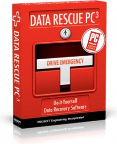 Recovering data from an external hard drive