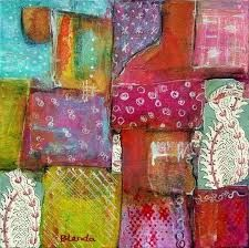 Image result for painting mixed media