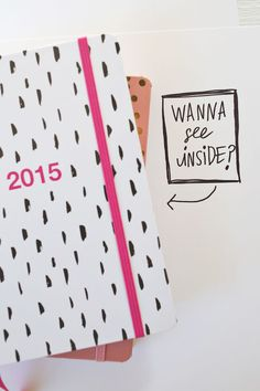 ABM 2015 planner (I want this. And yes. I'm a nerd who loves planners and office materials lol)