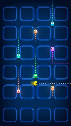 And another pacman one