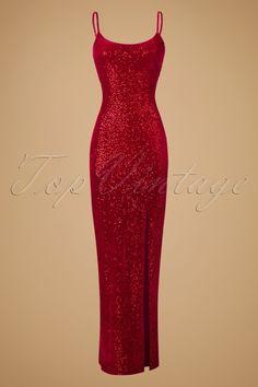 Vintage Chic Velvet Sequin Maxi Dress 102 20 19640 20161031 0009W