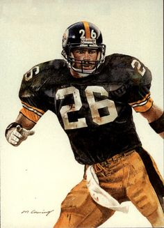 ed161af0fe1 Rod Woodson-Pittsburgh Steelers by Merv Corning Pittsburgh Steelers  Players