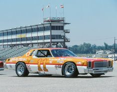 Riverside 1976 Cale Yarborough Junior Johnson Chicken hauler . .the 180 degree exhausts were AWESOME sounding