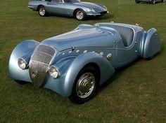 Peugeot 402 , 1937