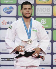 Yakhyo Imamov (UZB) - Grand Prix Budapest (2015, HUN) - © JudoInside.com, judo news, photos, videos and results