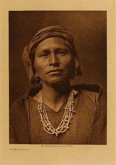 Edward Curtis - amazing portraits, almost impossible with people today, because of a different kind of self-consciousness, I guess.