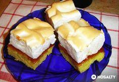 Sweet Recipes, Cake Recipes, Hungarian Recipes, Hungarian Food, Sweet Cookies, Coffee Cake, French Toast, Cheesecake, Muffin