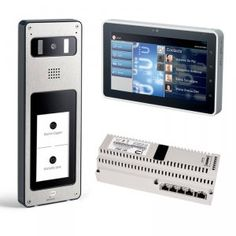 Are you currently looking for a an intercom system? Then this new Android IP video intercom system might be for you...  The all new Infinite Play by Stanley have developed an easy to use kit with one superb entrance panel which has a 5 mega pixel camera and 7 inch touch screen colour monitor  Great for single or large buildings. More can be found here: http://doorentrydirect.com/video-intercom-by-stanley