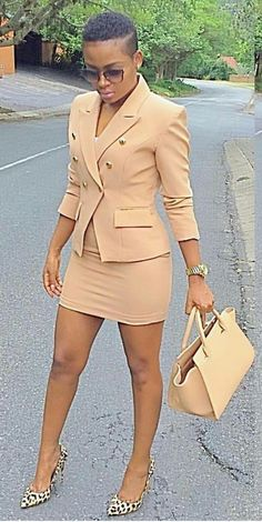 Fierce Classy Business Outfits, Corporate Outfits, Corporate Fashion, Casual Work Outfits, Short Outfits, Trendy Outfits, Cute Outfits, Work Casual, Suit Fashion