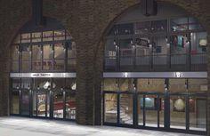 Designs for the new Union Theatre.