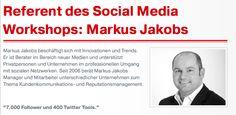 Herzliche Einladung zum Social Media Workshop mit @kehrseite bei Boostpark!