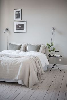 9 Spiritual ideas: Minimalist Home Design Floor Plans minimalist bedroom diy doors.Bohemian Minimalist Home Lights ultra minimalist interior woods.Minimalist Home Modern White Walls. Bedroom Inspo, Home Bedroom, Modern Bedroom, Bedroom Decor, Bedroom Ideas, Bedroom Designs, Natural Bedroom, Calm Bedroom, White Bedrooms