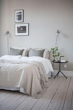 15 anledningar till att måla väggarna grå istället för vita - Metro Mode Home