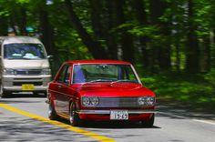 "377 Likes, 1 Comments - @cruisefocus on Instagram: ""#datsun #datsun510 #510 #lakeyamanaka #DatsunDay #ぐるぐる山中湖"""