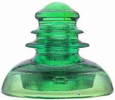 CD 283 PRISM Yellow Green; Amber swirling! Antique Glass, Rare Antique, Glass Insulators, Drilling Holes, Soda Bottles, Message In A Bottle, Garage House, Victorian Art, Pressed Glass