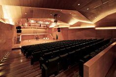 Gabriela Mistral Cultural Center Cristian Fernandez Arquitectos, Lateral Arquitectura & Diseño